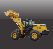 Mini-Wheel Loader
