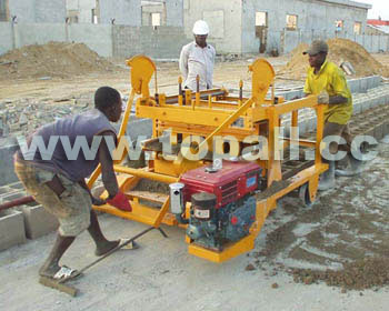Egg-laying Block Moulding Machine in Africa http://www.topdiscountwatches.com/