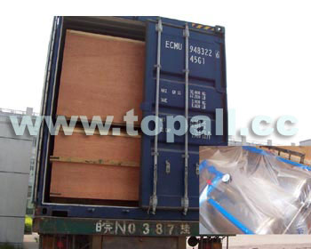 Pure Water Equipment Containerized for Shipment http://www.paneraipassion.com/