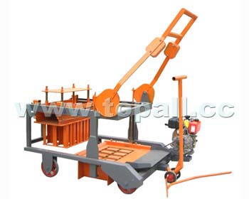 Egg-laying Block Moulding Machine