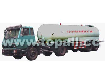 Liquid Asphalt Trailer