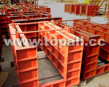 Steel Moulds